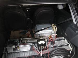 Prius Inverter Evaluation